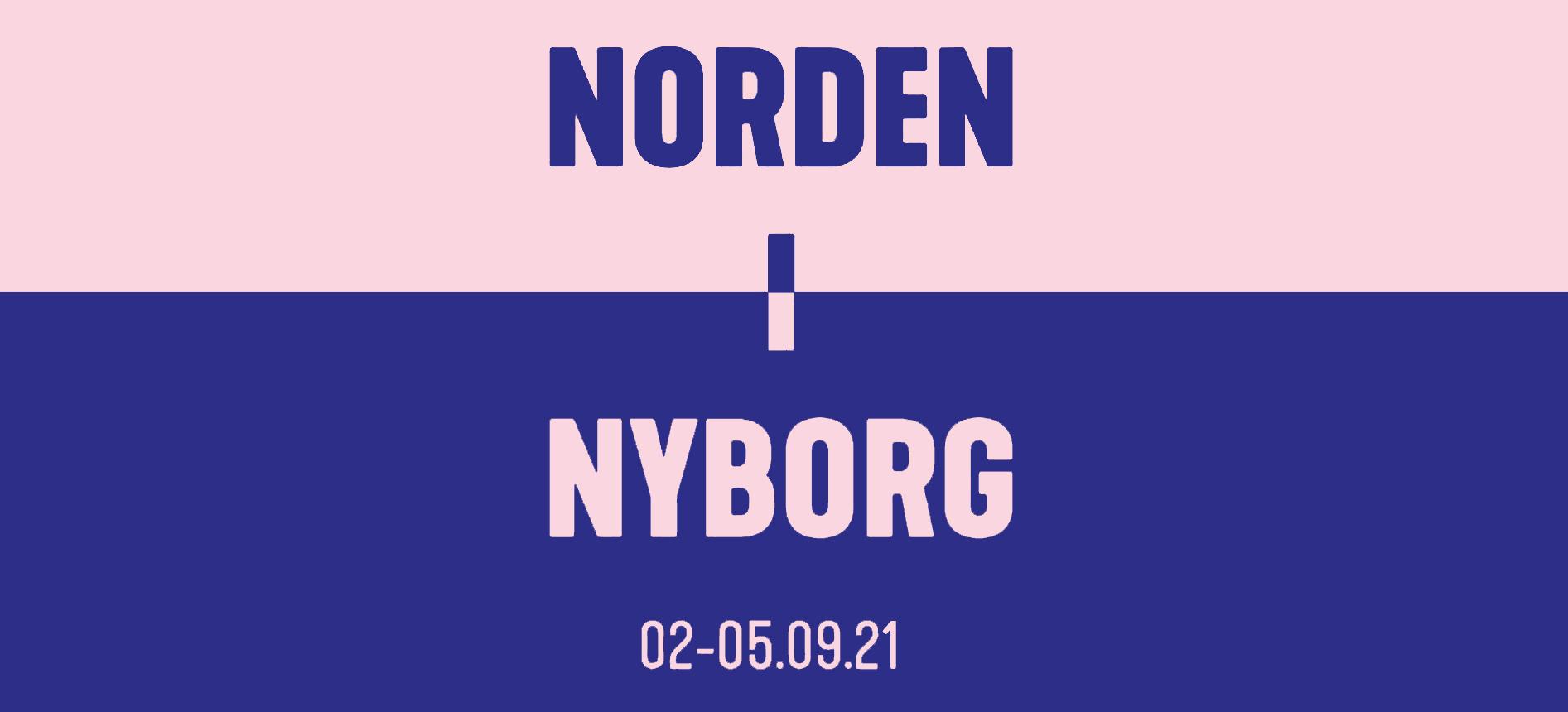 Norden i Nyborg. 02.-05. september 2021.